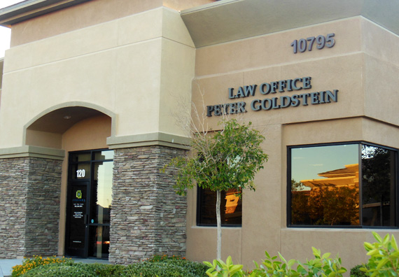 Peter Goldstein Law Office